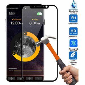 Печать 3D Закаленное стекло Защитная пленка для экрана iPhone 11 Pro Max XS XR X 8 7 6 Plus Samsung Galaxy A10 A20 A30 A40 A50 A60 A70