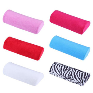 Washable Soft Nail Art Hand Rest Pillow Cushion Salon Professional Manicure Accessories Hand Finger Holder Pillow Rest Nail Tool