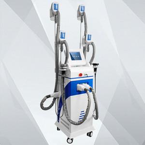40K cavitação ultra-sônica rf máquina de tratamento de emagrecimento rápido congelamento de gordura máquinas shap corpo Slimming System 2 gordura congelamento punho
