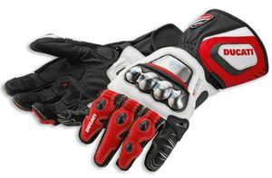 Corse 14 Leather Gloves قفازات دراجة نارية دراجة نارية الحجم M L XL