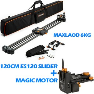 E-Image Magic video kohlefaser Slider kamera slider dolly track dslr slider für DSLR Camcorder professionelle