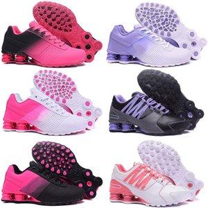 femmes chaussures avenue livrer actuelle NZ R4 802 808 femmes du sport chaussure de basket femme courir baskets designer formateurs dame sport