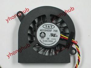 TT 4010H05F 768 DC 5V 0.42A مروحة بطاقة الرياح الرسومات