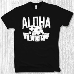 T-Shirt Aloha femmine - surf surfer hawaii urlaub PARTY divertimento estivo s XXL