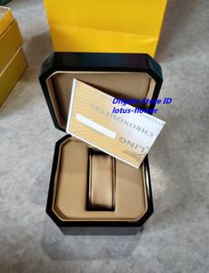 2020 Zähler Original authentische New schwarz Für brei tling Kasten Uhr Booklet Schlagwörter Und Papiere In English Uhren Box Original-Boxen
