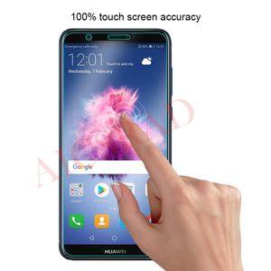 Huawei P Smart Dual SIM Protecteur d'écran en verre trempé pour Huawei 7S 7plus FIG-LX1 Film de protection trempé