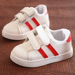 아이 캐주얼 로퍼 신발 2-5 세 가을의 통기성 소년 소녀 유아 신발 chaussure enfant garcon copodenieve
