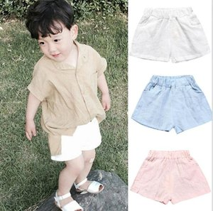 Toddler Baby Boy Short Harem Pants Shorts Baby Infant Trousers Cotton Bottoms Kids Shorts