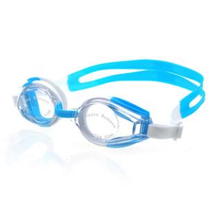نظارات السباحة للجنسين الجديدة ، نظارات السباحة لا يوجد مانع للتسرب ومكافحة الضباب فوق البنفسجية حماية للرجال والنساء نظارات السباحة العالمية 9 ألوان.