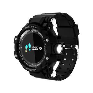 Pulseira inteligente relógio frequência cardíaca multi-movimento à prova d 'água bluetooth wearable passo relógio de saúde