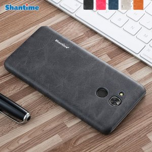 Luxo pu couro vintage tampa traseira para vernee m5 case capa para vernee m5 estilo de negócio case para vernee m5 phone case