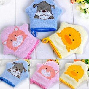 Imixlot 1 Pc Esponja Crianças Banho Luvas de Rub Do Chuveiro Body Wash Puff Malha Net Bola Banheiro Uso Diário Abastecimento de Abastecimento