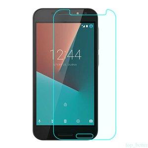 Protector de pantalla de vidrio templado para Vodafone Smart Style 7 High Definition 9H 2.5D Film iPhone XS XR XS Max Samsung J7 Prime