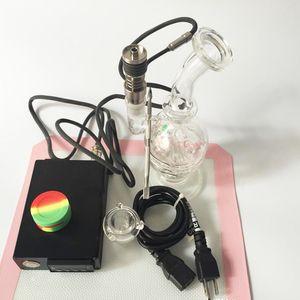 Tütün Nargile Enail D Tırnak Dnail Sıcaklık Kontrol Kutusu Sigara Su Boru Isıtıcı Bobin DIY Sigara Içen E Tırnak Cam Bong Vapor