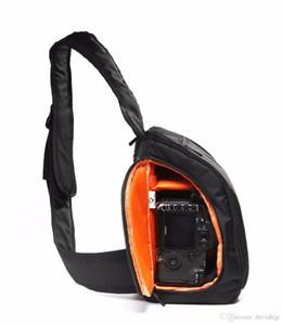 Huwang 1008 DSLR Camera Bag Haute Qualité Sac À Dos Professionnel Anti-vol Extérieur Hommes Femmes Sac À Dos Pour Canon / Nikon caméra