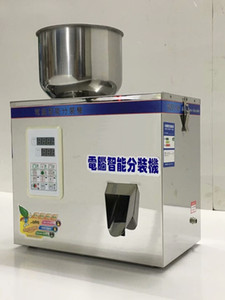 1-100g Food Automatic weighing racking machine Powder Filling machine Granular coffee Auto Scale Split Packing machine