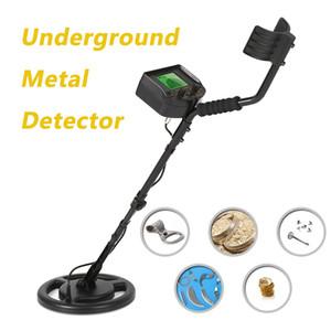 Detector de metales Treasure Hunter de alto rendimiento para prospección de oro de metales preciosos estándar con pantalla LCD de 4 pulgadas Super escáner de seguridad