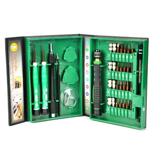 Nuovo 38pcs precisione 38in1 cacciavite set kit di riparazione strumenti per cellulare cacciavite per PC cellulare set
