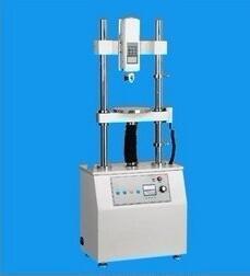 Suporte para teste de tensão vertical de coluna dupla elétrica AEV-5000N