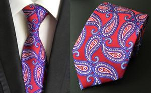 2018 New Airtailors Paisley Style Grooms 남성 맞춤 타이 넥타이 웨딩 넥타이 맞춤 제작 넥타이