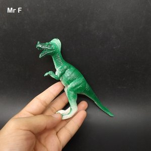 Dinosaur Halloween Gift Tricky Spoof Prank Toy Children Game Joke Gadget Simulation Cognitive Learning Training Toy