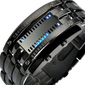 Fashion Skmei Brand Creative Watches Men Digital Led Display 50m Waterproof Lover's Wristwatches Relogio Masculino