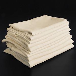 45x60cm Auto Care Natural gamuza de limpieza de coches cuero tela de toalla de lavado de gamuza absorbente de secado rápido sin vetas sin pelusa