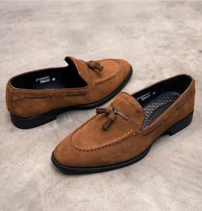 Nuovo stile mens nappa scarpe in pelle italiana formale serpente pesce pelle vestito ufficio calzature moda elegante scarpe oxford G281
