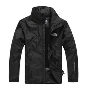 Nuove 2020 Hot all'aperto giacche autunno della molla Ande gli uomini impermeabili tuta monostrato nord cappotto giacca a vento viso giacca trasporto libero