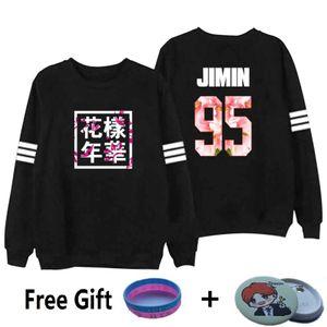 Bts Kpop Bala Proofkawaii ama pink hoodie Mulheres Roupas Jovem Forever Impressão moletom k-pop Camisola Hoodies