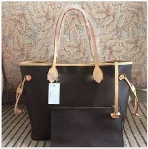 Umhängetasche Handtaschen hochwertige Handtaschen Original-Material Lederriemen Schultertasche 40990 41605