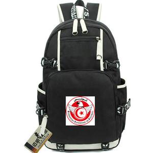 TUN zaino Tunisia giorno squadra pacchetto Designer fare sacchetto di scuola calcio calcio zaino portatile zaino Sport zainetto Out porta zainetto