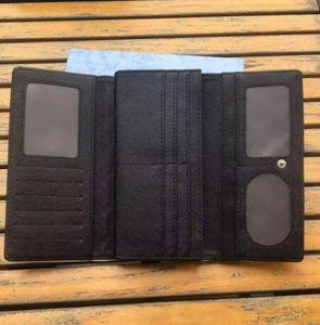 ingrosso moda Inghilterra stile donne in pelle titolari di alta qualità delle donne borse tasca della carta della borsa portafogli Designer frizione Portafoglio
