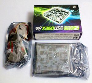 Hochwertige neue TX X360 USB PRO V2 X360USBPRO2, X360USB PRO 2 X360USBPRO V2 für Xbox 360