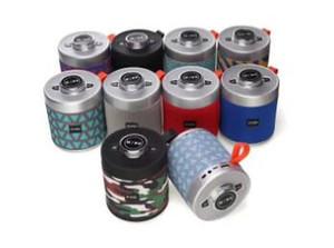HF-Q3SE Fabric Mini Wireless Bluetooth Speaker Outdoor Portable Card Series TWS Gift Audio