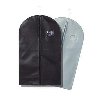 HIPSTEEN 1шт утолщение костюм пылезащитный чехол для хранения сумки нетканые мешок одежды пальто хранения мешок одежды протектор