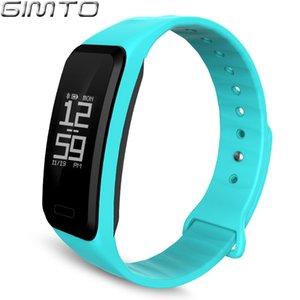 X GIMTO Sport Smart Armbanduhr Bluetooth Herzfrequenz Blutdruck Schrittzähler Smartwatch Wasserdichte Digital Männer Frauen LED Uhr