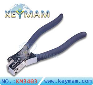 Alta calidad original Klom Key Cutter Lock Pick Set Power Key Cutter Máquina de corte usada para cortar teclas Lock Pick Herramienta