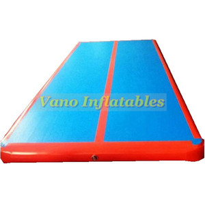 Small Air Track 3x1x0.1m Wholesale Inflatable Airtrack Gymnastics for Home use, Training, Beach, Yoga on Water with Pump Free Shipping
