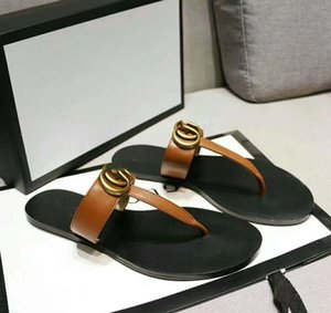 2018 sandálias de grife sandálias das mulheres designer de slides Marca Moda sandálias listradas causal verão huaraches chinelos chinelo chinelo