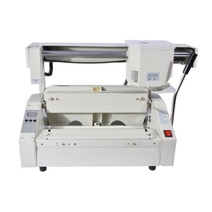 1pc glue book binding machine glue book binder machine hot melt book binding machine booklet maker