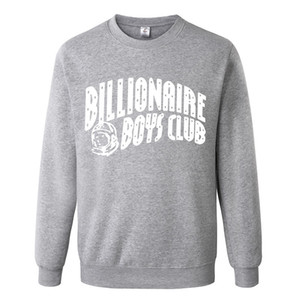 Toptan - 2018 BOYS CLUB BBC Hoodie sweatshirt hip hop kıyafetleri kazak moda giyim markası yeni erkek hip-hop rap terlemesi Ücretsiz nakliye