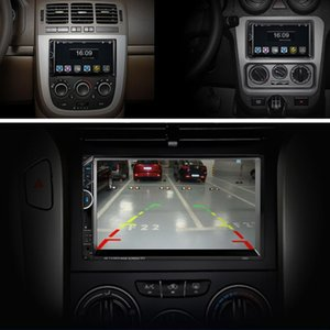 2018 Bluetooth Car Radio Video MP5 Player Autoradio FM AUX USB SD 7001 HD 1080P Touch Screen With AM + RDS Music Movie Player