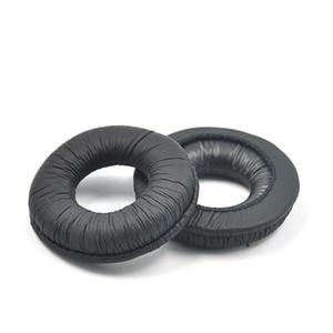 Para Sony MDR-V150 fone de ouvido almofada esponjoso earplug confortável preto
