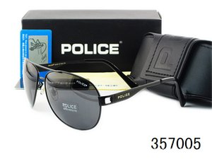 2018 POLICER Polarize Güneş Gözlüğü erkek Gelgit Büyük çerçeve kurbağa ayna sürüş ayna sürüş gözlük erkek güneş gözlüğü