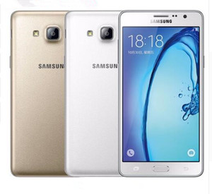 "Original Desbloqueado Samsung Galaxy On7 G6000 Dual Sim 5.5 ""3000 mAh 13MP 4G LTE Quad-core telefone recondicionado"