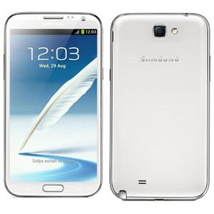 Remise rénovée Samsung Galaxy Note 2 II N7100 Note2 5,5 pouces Quad Core RAM 2GB ROM 16 Go Smartphone Android GSM 3G Déverrouillé Téléphone portable