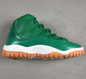 Baby 11 Детские Баскетбольные Обувь Молодежные Детские Атлетики 13 Спортивные Обувь Для Мальчики Девушки Обувь Бесплатная Доставка Размер: 28-35