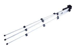 Mini treppiede in alluminio con testina a 3 vie Telefono cellulare integrato di livello Camara Photo Treppiede da viaggio leggero Altezza massima 1060 mm