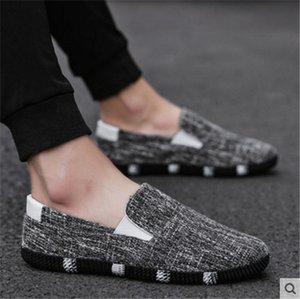 2017 hombres baratos zapatos de vestir de diseñador mocasines para hombre zapatos de lujo zapatos de tela y cuero entrelazado de moda hombres de ocio preferido